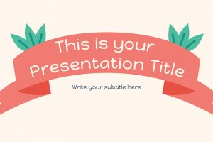 Syeira Free Powerpoint Template