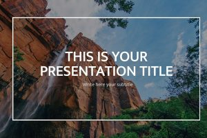 Terra Free Powerpoint Template