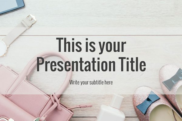 Amelia Free Powerpoint Template