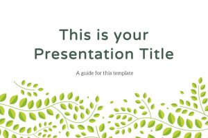 Basil Free Powerpoint Template