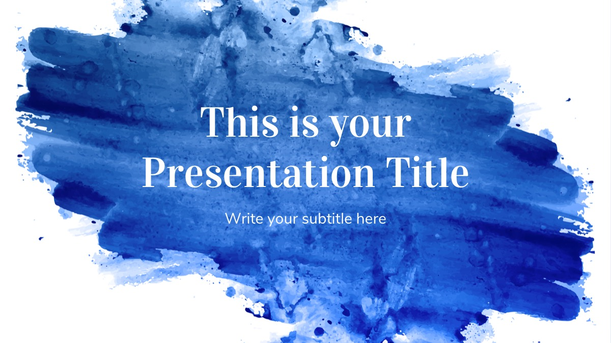 Charisma Free Powerpoint Template