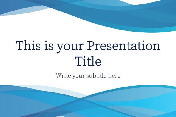 Corinna Free PowerPoint Template
