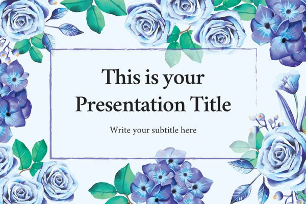 Elyse Free Powerpoint Template
