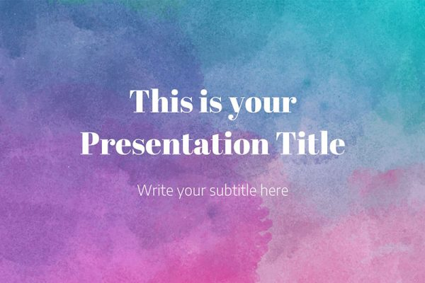 Evelyn Free Powerpoint Template