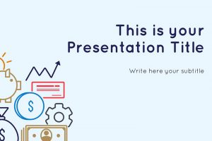 Evin Free Presentation Template