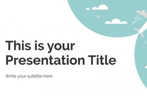 Fir Free Powerpoint Template