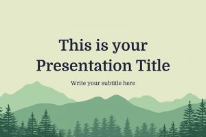 Flint Free Powerpoint Template