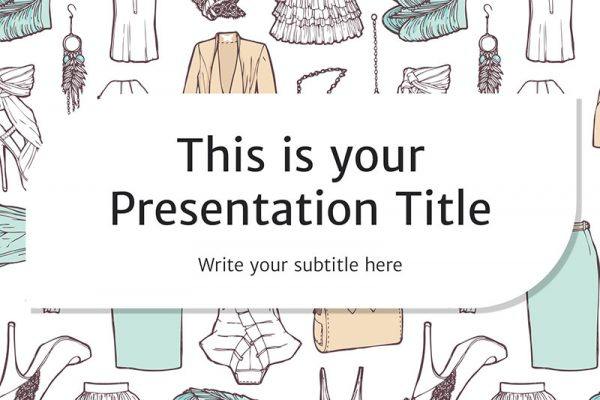 Jewel Free Powerpoint Template