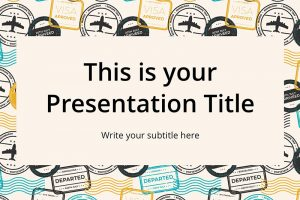 Liberty Free Powerpoint Template
