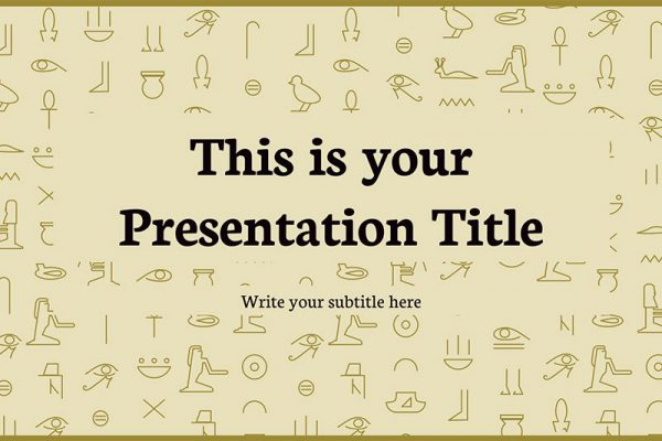 Lillian Free Powerpoint Template