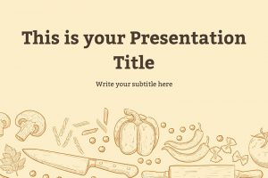 25+ Free Food PowerPoint Templates for Restaurants