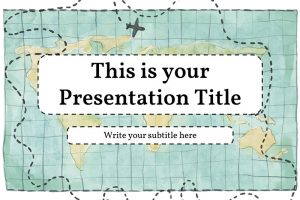 25 Free Travel Powerpoint Templates
