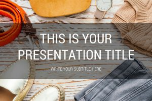 Victoria Free Powerpoint Template