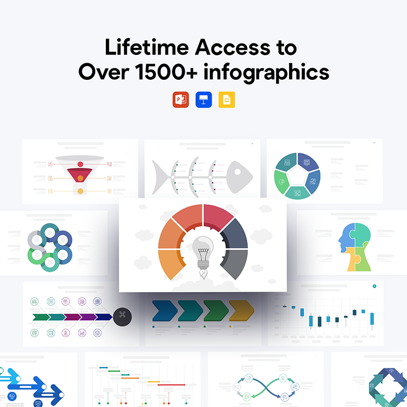 Infographics for Powerpoint